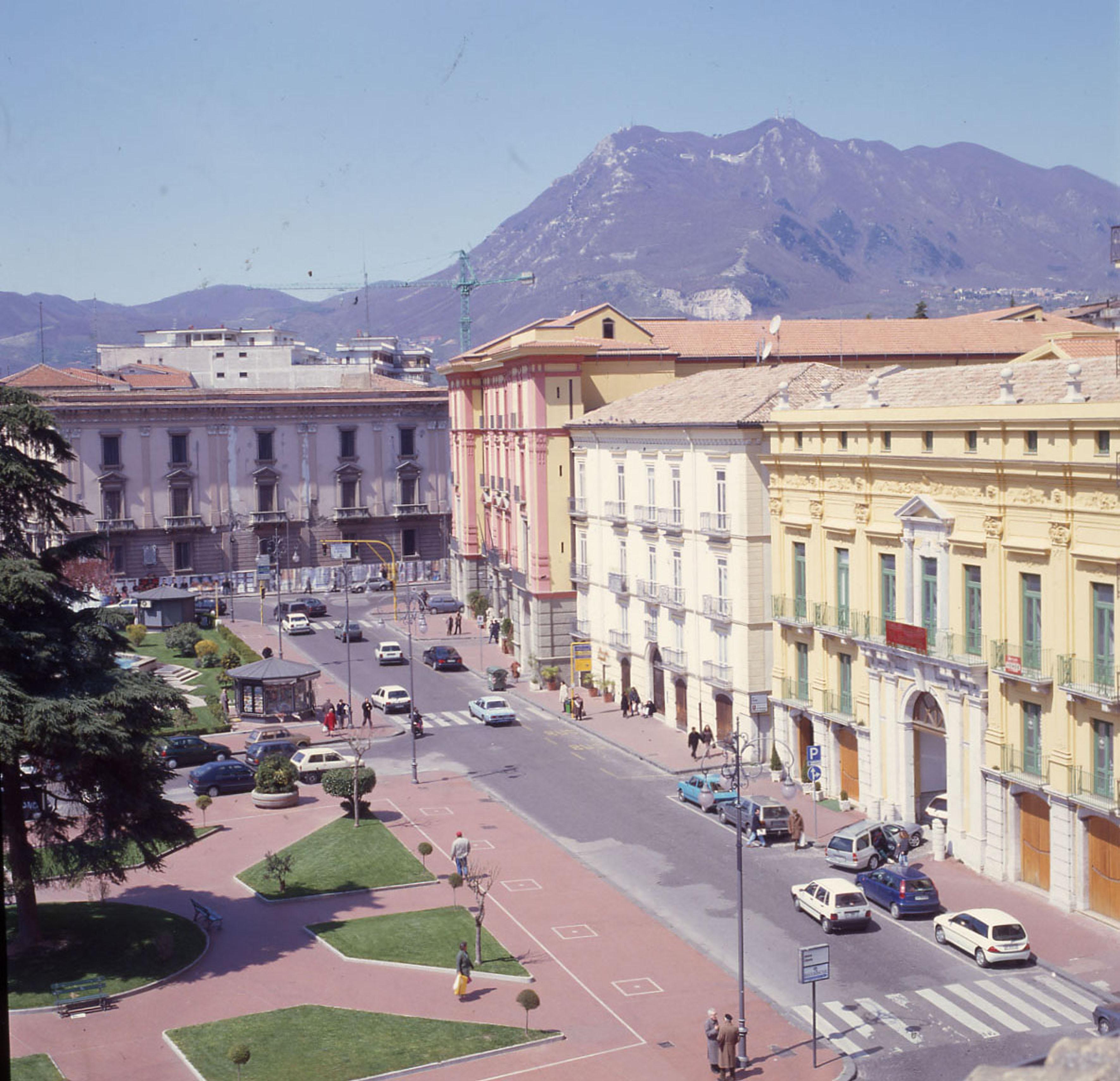 Piazza Libertà 3 Avellino
